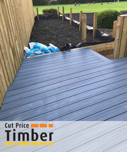 Composite Decking image