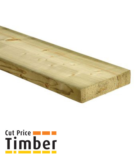 220mm x 45mm Treated C16 Timber Joist image